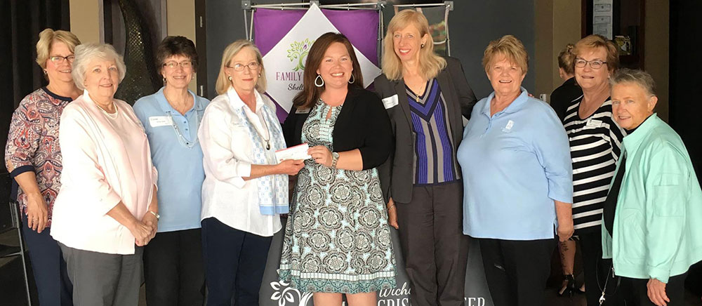 Soroptimist International Wichita - Group Photo Ruby Award Winner