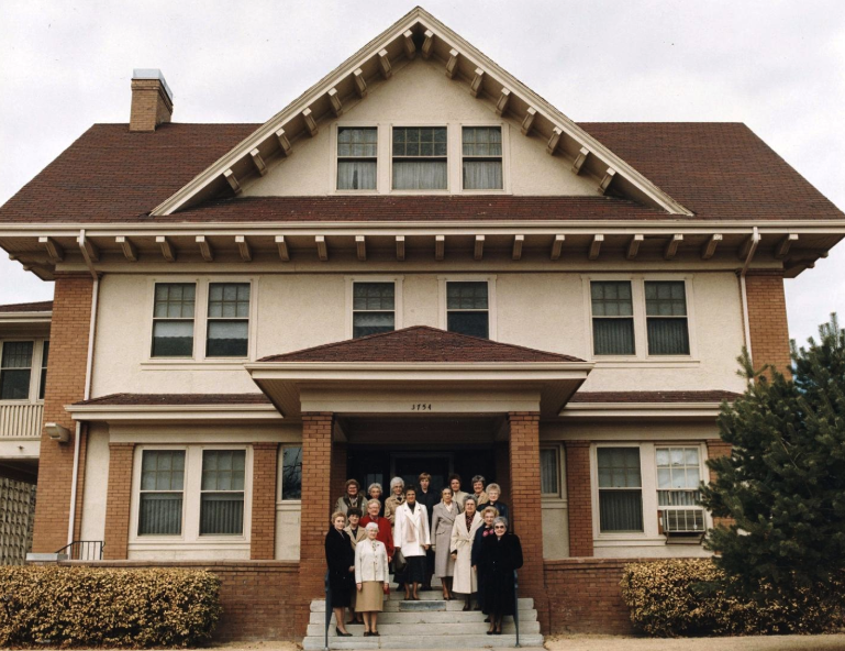 Soroptimist International Wichita - House