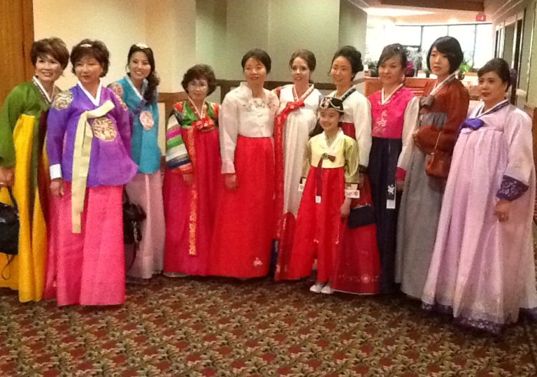 Soroptimist International Wichita - International Fashion Show