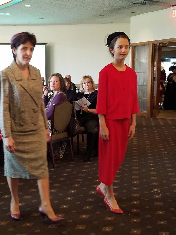 Soroptimist International Wichita - Vintage Fashion Show